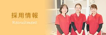 名古屋市南区の歯医者いなぐま歯科の採用情報